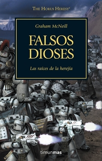 Books Frontpage Falsos dioses nº 02