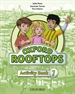 Portada del libro Oxford Rooftops 1. Activity Book Pack