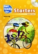 Portada del libro Get Ready for Starters. Student's Book + CD Pack