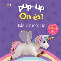 Portada del libro Pop-up. On és? Els unicorns