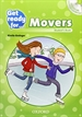 Portada del libro Get Ready for Movers. Student's Book + CD Pack