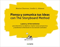Portada del libro Piensa y comunica tus ideas con The Storyboard Method