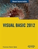 Portada del libro Visual Basic 2012