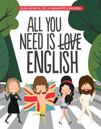 Books Frontpage All You Need is English