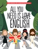 Portada del libro All You Need is English