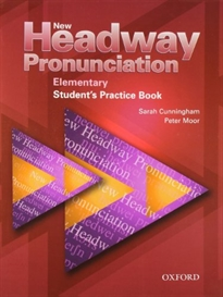 Portada del libro New Headway Pronunciation Elementary. Course Practice Book and Audio CD Pack
