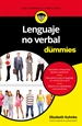 Front pageLenguaje no verbal para dummies