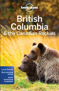 Books Frontpage British Columbia & Canadian Rockies 7