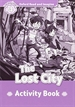 Portada del libro Oxford Read and Imagine 4. The Lost City Activity Book