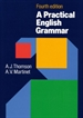 Portada del libro A Practical English Grammar 4th Edition