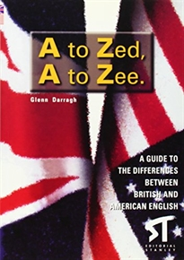 Books Frontpage A to zed, a to zee