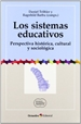 Front pageLos sistemas educativos