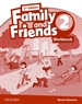 Front pageFamily and Friends 2nd Edition 2. Activity Book Exam Power Pack