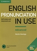 Front pageEnglish Pronunciation in Use Advanced Book with Answers and Downloadable Audio