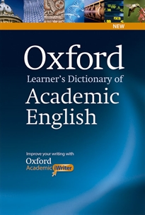 Books Frontpage Oxford Learner's Dictionary For Academic English