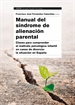 Portada del libro Manual del Síndrome de Alienación Parental