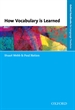 Portada del libro How Vocabulary Is Learned