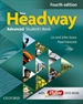 Portada del libro New Headway 4th Edition Advanced. Student's Book + Workbook with Key