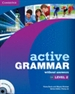 Portada del libro Active Grammar Level 2 without Answers and CD-ROM