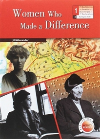 Portada del libro Women Who Made A Difference