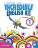 Portada del libro Incredible English Kit 3rd edition 1. Class Book