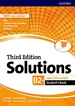 Portada del libro Solutions 3rd Edition Upper-Intermediate. Student's Book