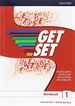 Portada del libro Get Set 1. Workbook