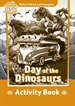Front pageOxford Read and Imagine 5. Day of the Dinosaurs Activity Book