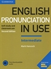 Portada del libro English Pronunciation in Use Intermediate Book with Answers and Downloadable Audio 2nd Edition