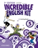Portada del libro Incredible English Kit 3rd edition 5. Activity Book