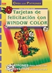 Portada del libro Serie Window Color nº 10. TARJETAS DE FELICITACIÓN CON WINDOW COLOR.