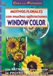 Portada del libro Serie Window Color nº 11. MOTIVOS FLORALES CON MUCHAS APLICACIONES WINDOW COLOR
