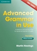 Portada del libro Advanced Grammar in Use Book without Answers 3rd Edition