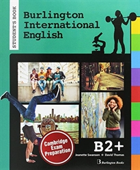 Portada del libro International English B2+ Alum