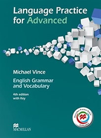 Books Frontpage LANG PRACT ADVANCED MPO +Key Pk 4th Ed