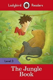 Portada del libro The Jungle Book (Lb)