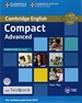 Portada del libro Compact Advanced Student's Book with Answers with CD-ROM with Testbank