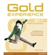 Portada del libro Gold Experience B1+ Workbook without key