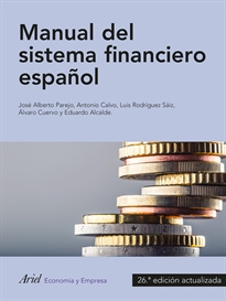 Books Frontpage Manual del sistema financiero español