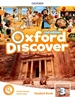 Front pageOxford Discover 3 Class Book with App Pack 2nd Edition