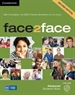Front pageFace2face for Spanish Speakers Advanced Student's Pack (Student's Book with DVD-ROM, Spanish Speakers Handbook with CD, Workbook with Key) 2nd Edition