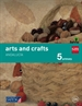 Portada del libro Arts and crafts. 5 Primary. Savia. Andalucía