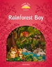 Front pageClassic Tales 2. Rainforest Boy. MP3 Pack