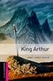 Portada del libro Oxford Bookworms Starter. King Arthur