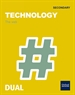 Portada del libro Inicia Technology 1.º ESO. The web