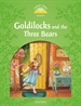 Portada del libro Classic Tales 3. Goldilocks and the Three Bears. MP3 Pack