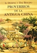 Portada del libro Proverbios de la antigua China