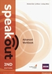 Portada del libro Speakout Advanced 2nd Edition Workbook without Key