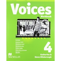 Books Frontpage VOICES 4 Wb Pk Cat
