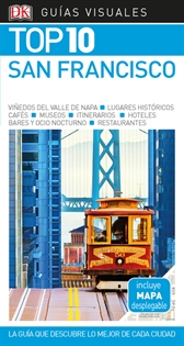 Portada del libro Guía Visual Top 10 San Francisco